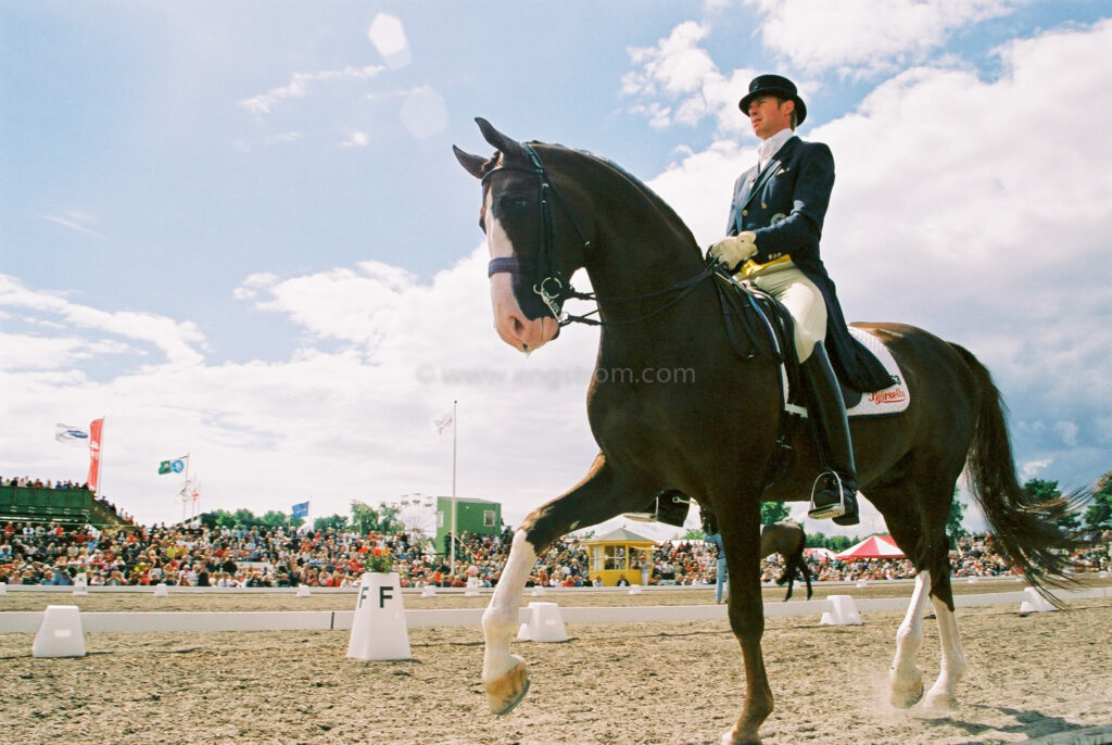 JE0315_25, Jan Brink Falsterbo Horseshow sommaren 2003, Jonas Engström