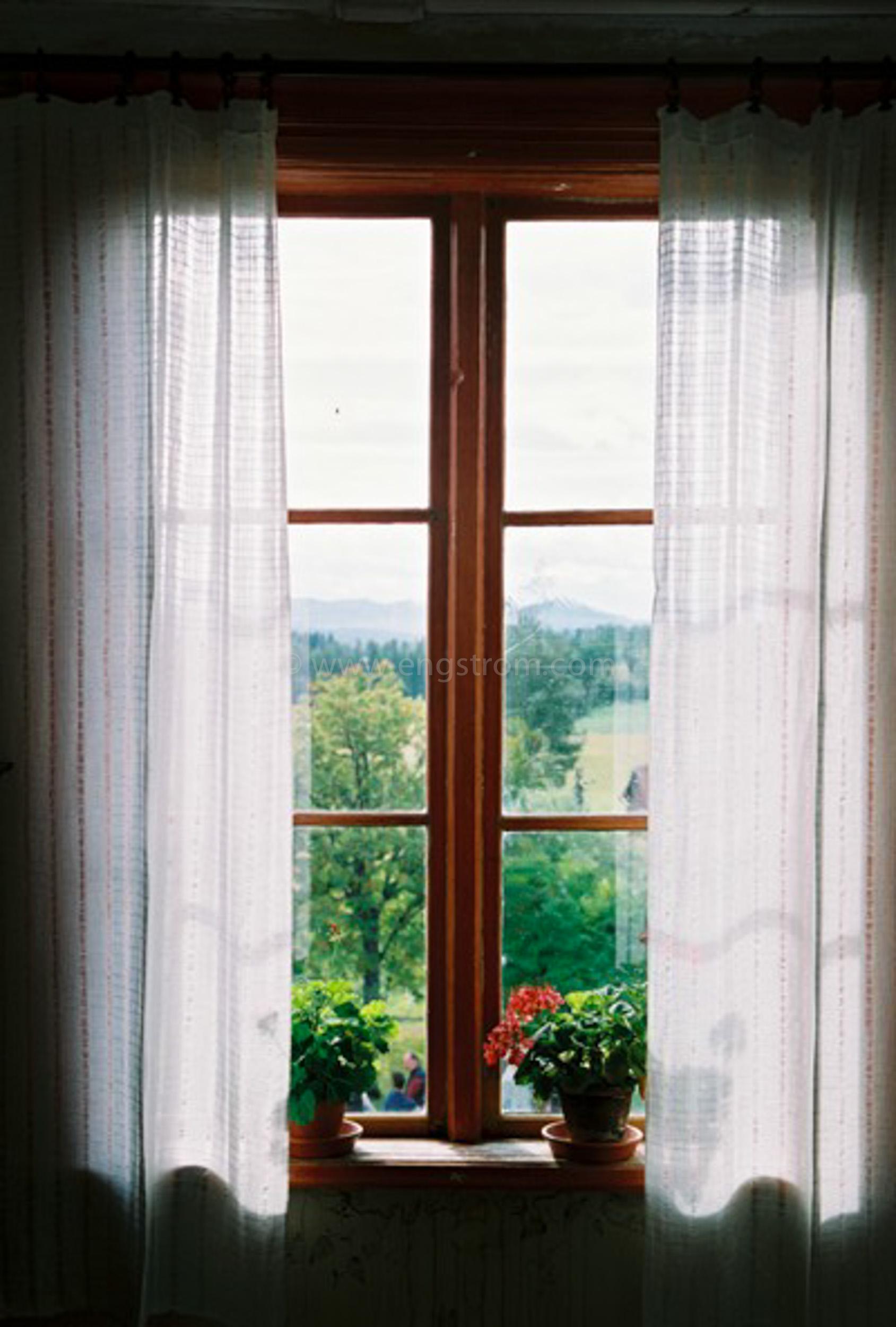 JE0425_168, Hälsingegård i Delsbo. Sommaren 2004, Jonas Engström