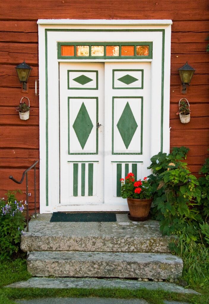 JE_5337, Dörr till Delsbogård, Jonas Engström