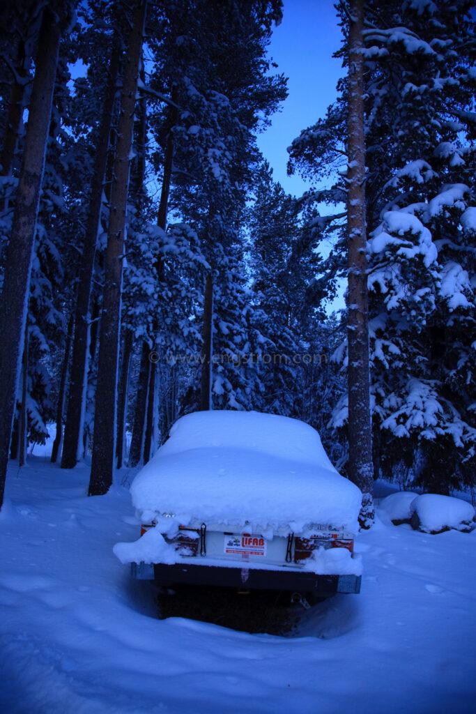 JE_84211, Blåkall vintermorgon, Jonas Engström